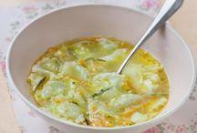 Soupes potages