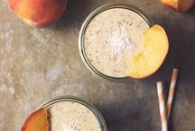 Smoothies / smoothies, healthy snacks, smoothie recipes, berry smoothies, green smoothies, smoothie bowls