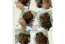 Beauty&Art Inspiration by VinPriscilla.D / BeautyArt bridal hair style