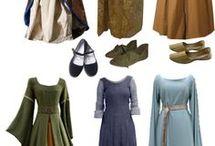 Medeltidskläder
