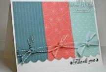 Card ideas / by Susan Said
