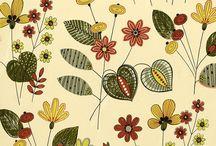 1950s textiles design/festival of britain