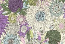 Lovin' Liberty Art Fabrics / by mb whitley