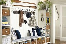Mudrooms / The best mudrooms for organizing your family's stuff.