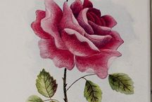 Embroidery pola