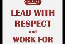 LEADER, KEEP CALM