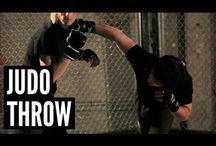MMA - Judo