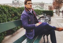 David Vaněček / Vienna Mans Fashion