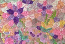 Quilling / by Rebecca Prather