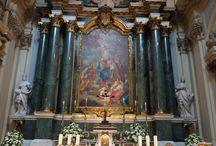 Iglesia de Santa Barbara ( del Convento de las Salesas Reales ) de Madrid