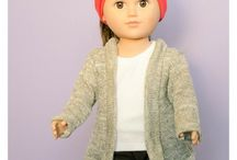 doll clothes (knit)