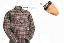 Spy Bluetooth Earpiece Shirt Set / It is absolutely new device SPY BLUETOOTH SHIRTS EARPIECE(SHIRT FOR GENTS AND LADIES)at the market.