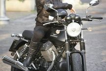 Motorcycle for women