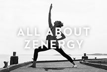 ALL ABOUT ZENERGY / Inspired by you: Women with busy lives who do it all in style. Discover new Zenergy looks, healthy recipes, simple exercises, plus more tips and tricks. / by Chico's