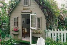Country Sheds / Tiny Houses