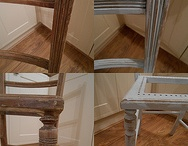 Restoring an old chair