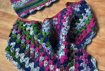 Čepice, kulichy, šály a nákrčníky / Hats and caps, scarves and cravats / Háčkované a pletené ....Čepice a kulichy, šály a nákrčníky /  Knitted and crocheted.... Hats and caps, scarves and cravats