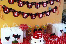 Nevaehs 2nd Birthday themes