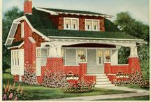 1920s Homes / by Dana Sheehan
