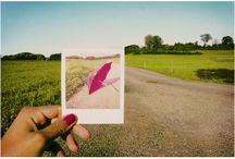 Polaroid & Photographs & Gopro