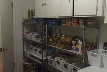 How to organize your pantry with Dollar Tree finds.