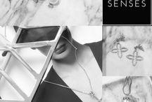 THE SENSES šperky