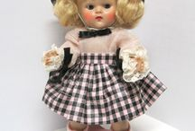 Ginny Dolls / by Patti Helm