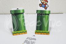 Kit Digital e Festa Super Mario Bros / Kit do Super Mario Bros, digital e/ou para festa(orçamento).