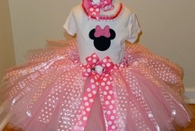 ideas minnie mouse / by Patty Mares Cortez