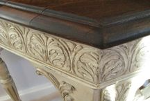 Chalk Paint / Ideas and inspirations for chalk paint projects.