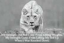 Awaken Your Inner Lioness