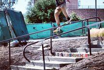 skateboarding / skateboard, longboard