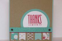 Thank You Cards / by Pamela Floyd