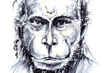 Hanuman - Marker