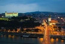 Bratislava / Capital city of Slovakia. Follow the guide on http://bratislava-slovakia.eu