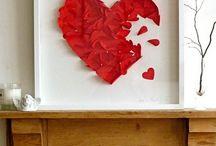 idée vitrine st Valentin