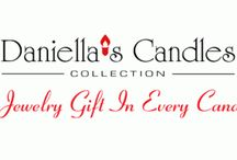 Daniella's Candles - Luxury Jewelry Scented Candles