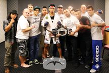"""West Coast Fighting Championships / In a stunning display of heart and courage, Jeremiah """"The Kid"""" Labiano, fights his way back to a unanimous victory. Team Mountek is very proud to support the reigning Bantamweight Champion!!!"""