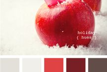 Color ideas / by Debbie Carrell