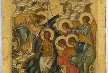 chrzest Chrystusa