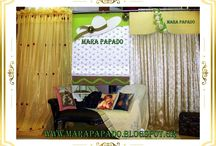 Curtains design / Οίκος ραπτικής κουρτινών Mara Papado - www.marapapado.blogspot.gr
