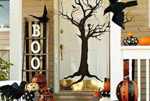Halloween, ősz