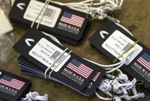 Made in the US of A / Act local, buy local   There's a growing appetite for Made in the USA products and the variety is ever increasing. We're always on the lookout for the Coolest ones too!