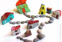 """Made by Tavika / Поделки, самодельные игры и игрушки, развивающие пособия  из блога """"Это интересно!"""""""