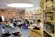 Find a spot to curl up in these libraries