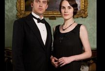 Downton Abbey! / Let's add class and sophistication to my Pinterest account... That alone is enough reason  to have this board. Oh yes... And I love Downton Abbey!