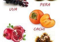 frutta colore