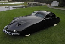 Classic Cars / Mobile Sculpture / by Julian Leembruggen