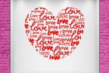 Carteles día San Valentín | Enamorados