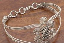 браслеты из метала